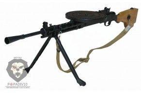 Оруж.Учеб.Списан. пулемет Дегтярева ДП-27 (ДПУ)