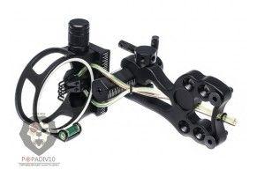Прицел Topoint (5pin-0.19) оптоволконо, подсветка, безключевая настройка