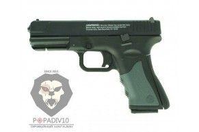 Пневматический пистолет Crosman T4CS (Glock 17)