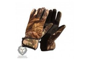 Перчатки охотника флис (с наладонником) (МВЕ), шт