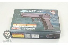 Пневматический пистолет CyberGun KWC 941 (Джерихо)