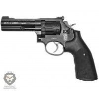 Пневматический револьвер Umarex Smith & Wesson 586 4 (S&W)