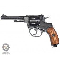 Охолощенный револьвер системы Наган Р-412 (Байкал, 10ТК)
