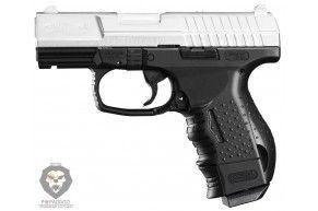 Пневматический пистолет Umarex Walther CP 99 Compact хром