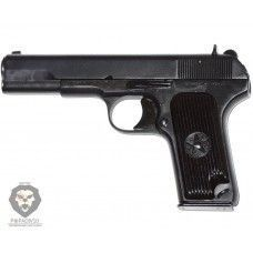 Охолощенный пистолет ТТ ВПО 528 (Молот Оружие)