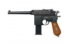 Пистолет страйкбольный Galaxy G.12 (Mauser 712 mini)
