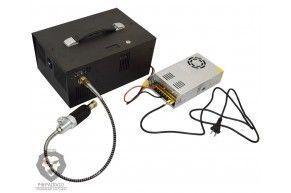 Портативный электрический компрессор ВД Coral 1.2 кВт