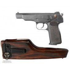 Охолощенный АПС СО (автоматический пистолет Стечкина, ТОЗ)