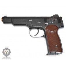 Страйкбольный пистолет Gletcher APS-A Soft Air 6 мм