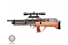 Пневматическая винтовка Evanix Max Walnut (PCP, 4.5 мм)