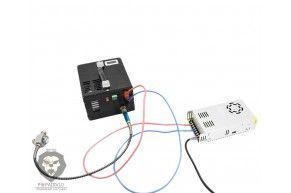 Портативный электрический компрессор ВД Coral III 1.2 кВт (PCP)