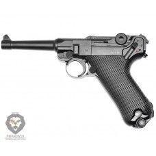 Страйкбольный пистолет KWC P08 Soft Air 6 мм