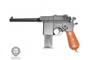 Страйкбольный пистолет Stalker SA96 (Mauser C96)