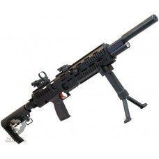 Пневматическая винтовка Кампо Урал ППК-17-4 (5.5 мм, PCP)