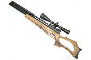 Пневматическая винтовка Jager SPR Карабин (PCP, 5.5 мм, 450 мм)