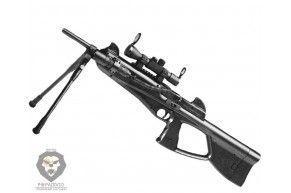 Пневматическая винтовка Crosman NS1200 Tactical (оптический прицел)