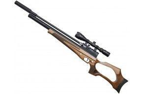 Пневматическая винтовка Jager SP 5.5 мм (Карабин, 550 мм, полигональный)