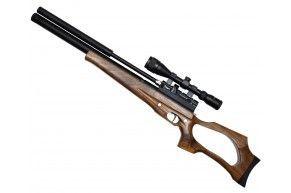 Пневматическая винтовка Jager SP Карабин (PCP, 6.35 мм, 470 мм)