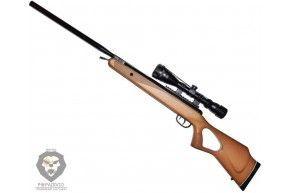 Пневматическая винтовка Crosman Trail NP 8-BT1K77WNP (дерево, прицел 3-9x40)