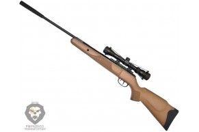 Пневматическая винтовка Crosman Venom 8-CVW1K77NP (прицел 3-9x32, дерево)