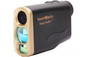Лазерный дальномер Laser Works Easy Finder 1000 Pro (BH-RF1000)