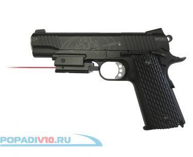 Пневматический пистолет Swiss Arms BW1911 R2 с ЛЦУ