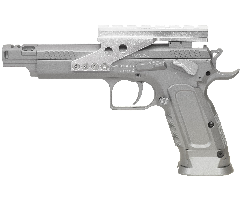 Пневматический пистолет Swiss Arms Tanfoglio Gold Custom Eric
