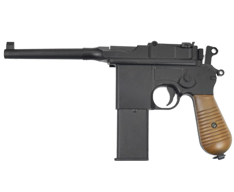 Пневматический пистолет Umarex Mauser C96 Legends