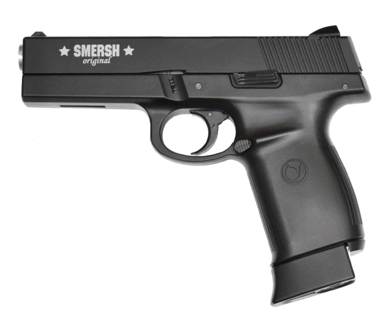 Пневматический пистолет Smersh H61