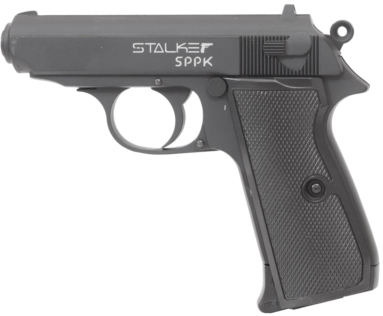 Пневматический пистолет Stalker S PPK