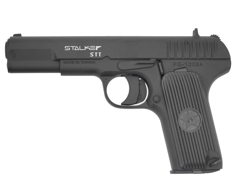 Пневматический пистолет Stalker S TT