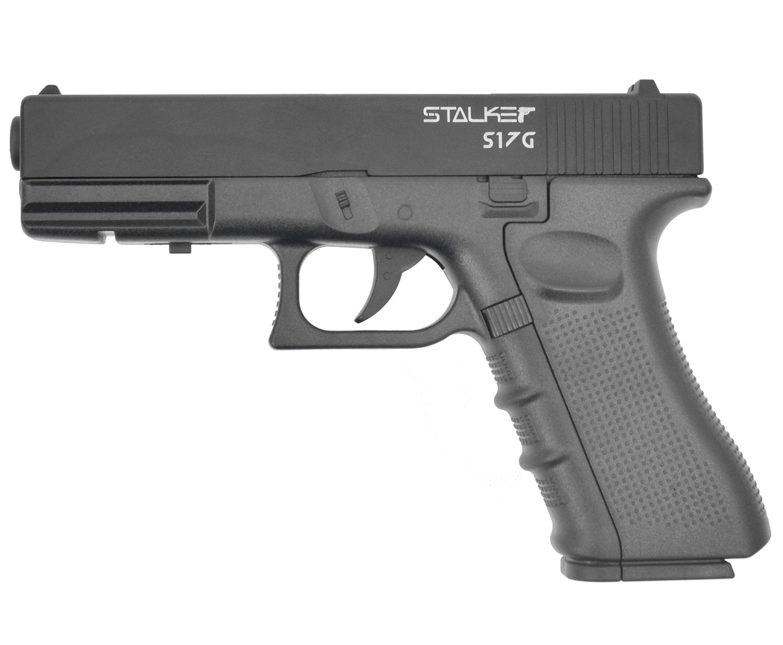Пневматический пистолет Stalker S17G (Glock 17)