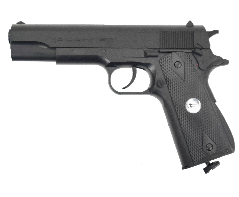 Пневматический пистолет Borner CLT125 (Colt 1911)