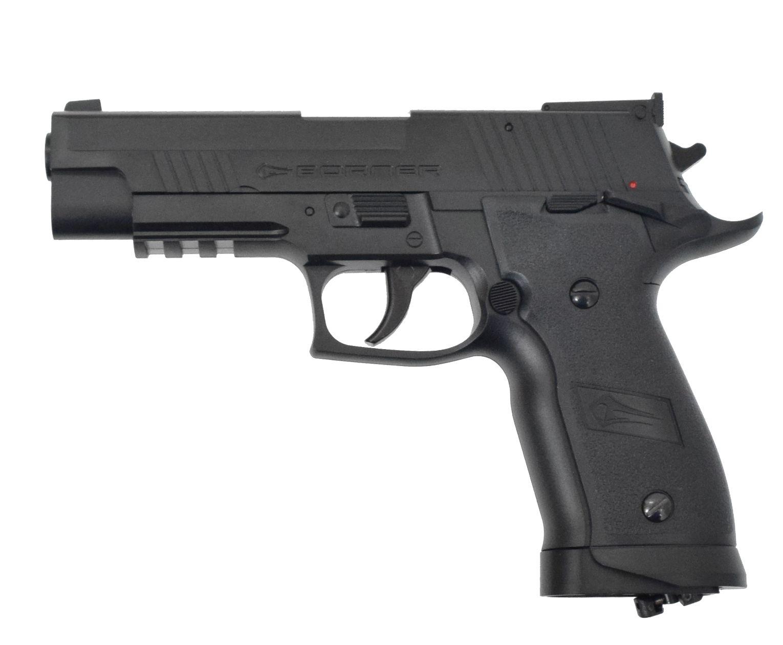 Пневматический пистолет Borner Z122 (Sig Sauer)