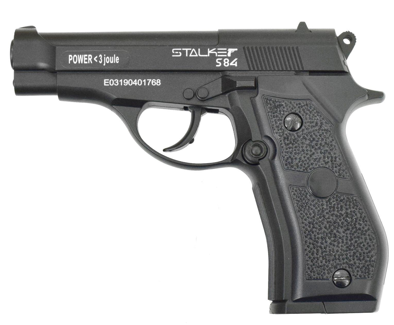Пневматический пистолет Stalker S84 (Beretta M84)