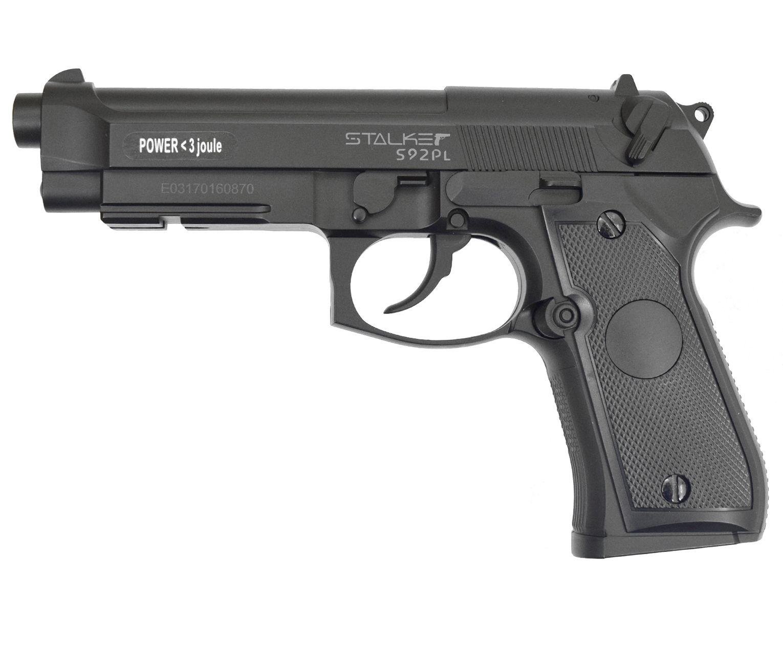 Пневматический пистолет Stalker S92PL 2