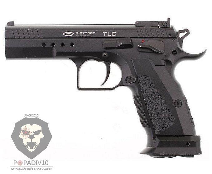 Пневматический пистолет Gletcher TLC