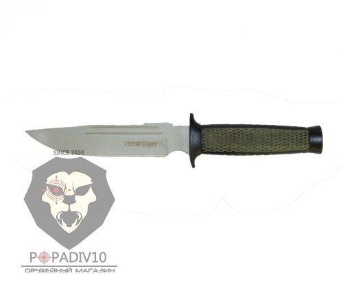 Нож Сержант графит (Pirat VD72)