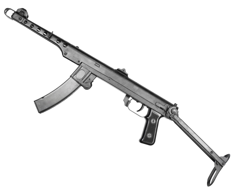 Охолощенный пулемет ППС-СХ (Судаева)