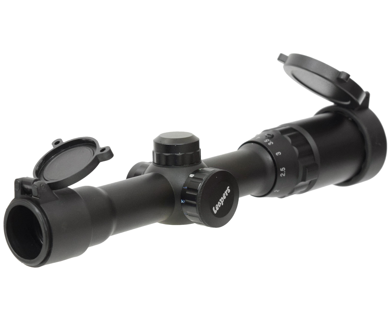 Оптический прицел Leapers 1.25-4x24 CQB (SCP-1254L1)