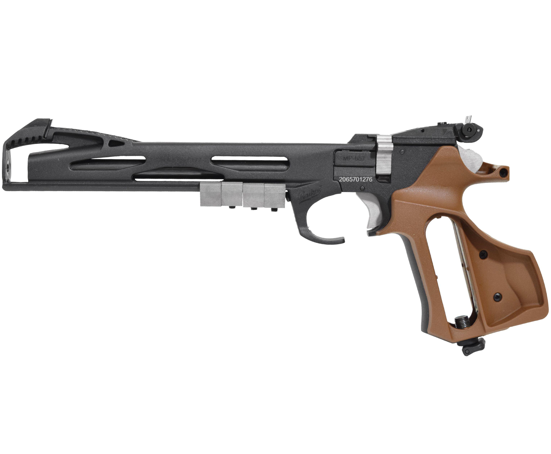 Пневматический пистолет Baikal MP 657