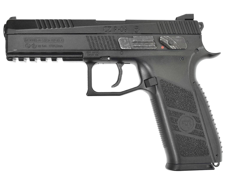 Пневматический пистолет ASG CZ P-09 Duty (пулевой)