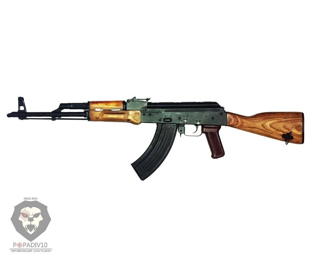 АКМ ВПО 925 (Охолощенный Автомат Калашникова)