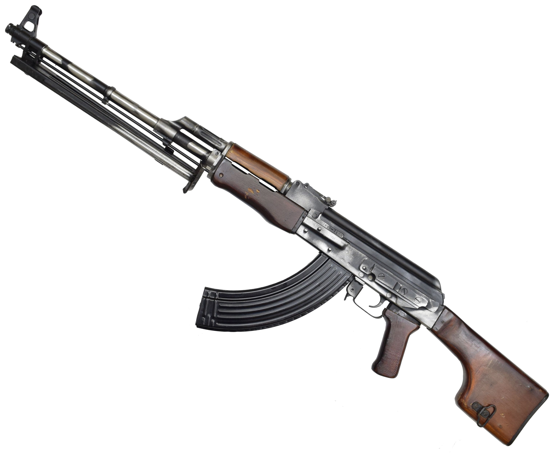 Охолощенный ВПО 926 РПК СХП (Ручной пулемет Калашникова)
