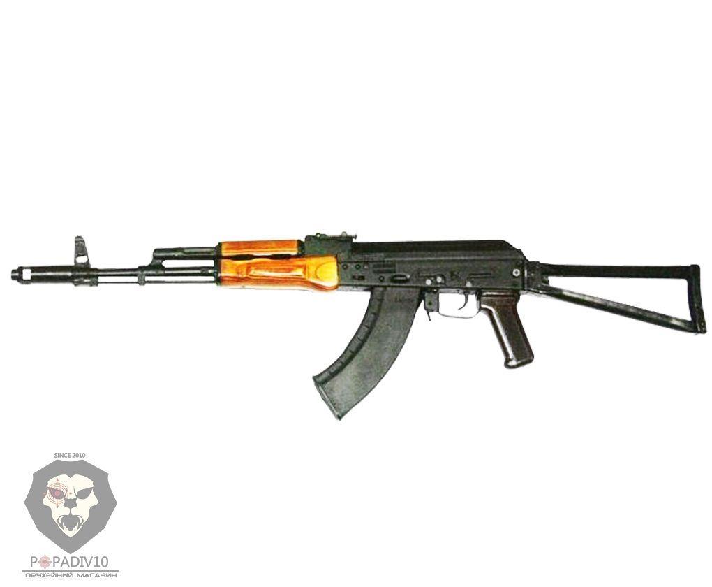 ММГ АК-74М складной приклад металлическая рамка (макет Автомата Калашникова