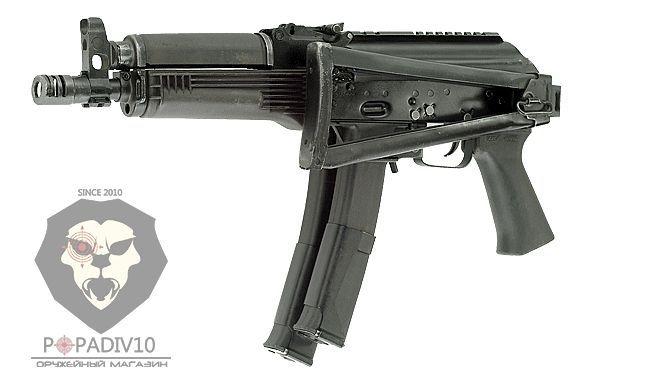 ММГ пистолет-пулемёт (Витязь-СН, Макет)