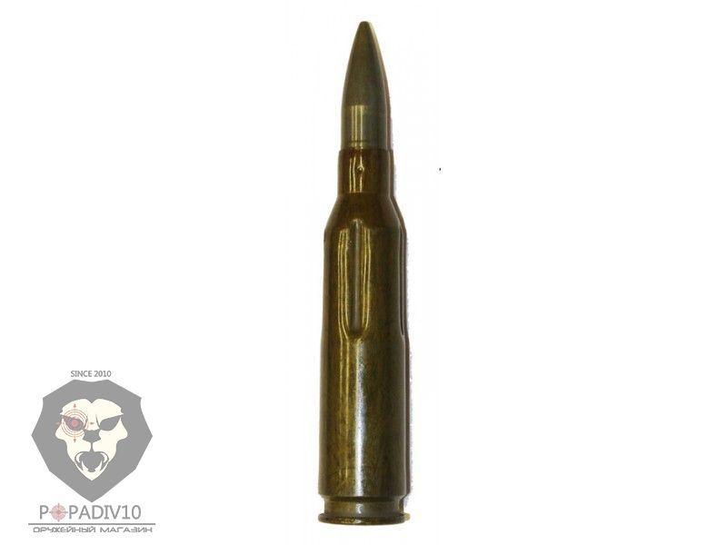 Макет патрона учебный КПВТ 14.5 мм (ММГ танковый)