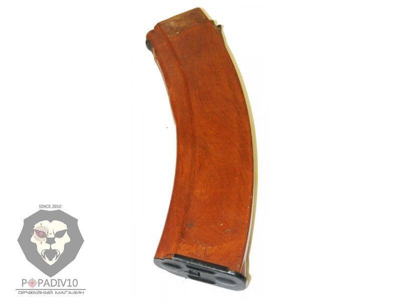 ММГ магазин АК74, 74М, 105, коричневый бакелит, раритет