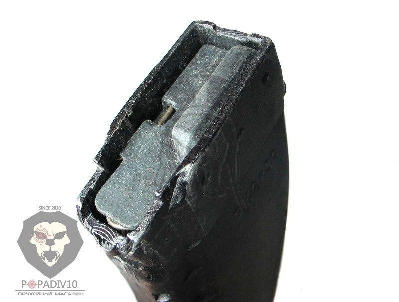 ММГ магазин АК103 7,62мм черный метал