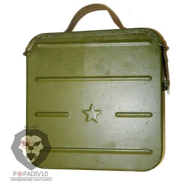 Коробка к пулемету «Максим» раритет